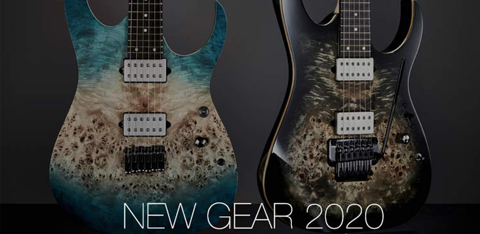 Ibanez Guitars | NAMM 2020