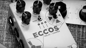 Keeley ECCOS Delay Looper