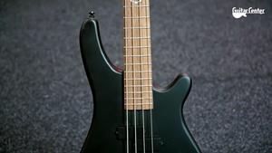 Testujemy bas Carter Guitars 150 GOTH BKM