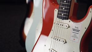Fender Made in Japan Traditional 60