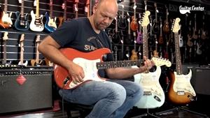 Fender Made In Japan Traditional 60s Stratocaster w teście Tomka Andrzejewskiego