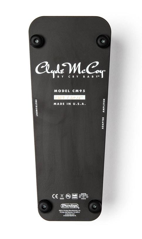 Dunlop Cm95 Clyde Mccoy Dunlop Wah Wah Sklep