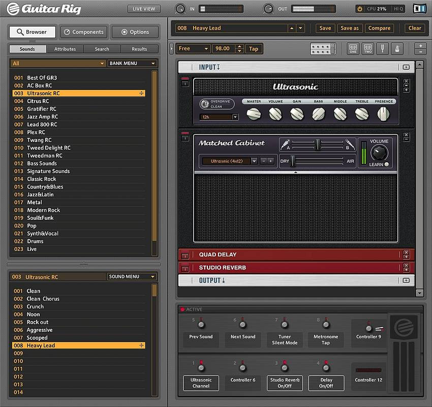 guitar rig 5 download ita