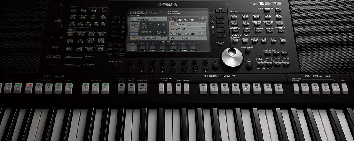 yamaha psr s775 yamaha keyboardy sklep muzyczny. Black Bedroom Furniture Sets. Home Design Ideas